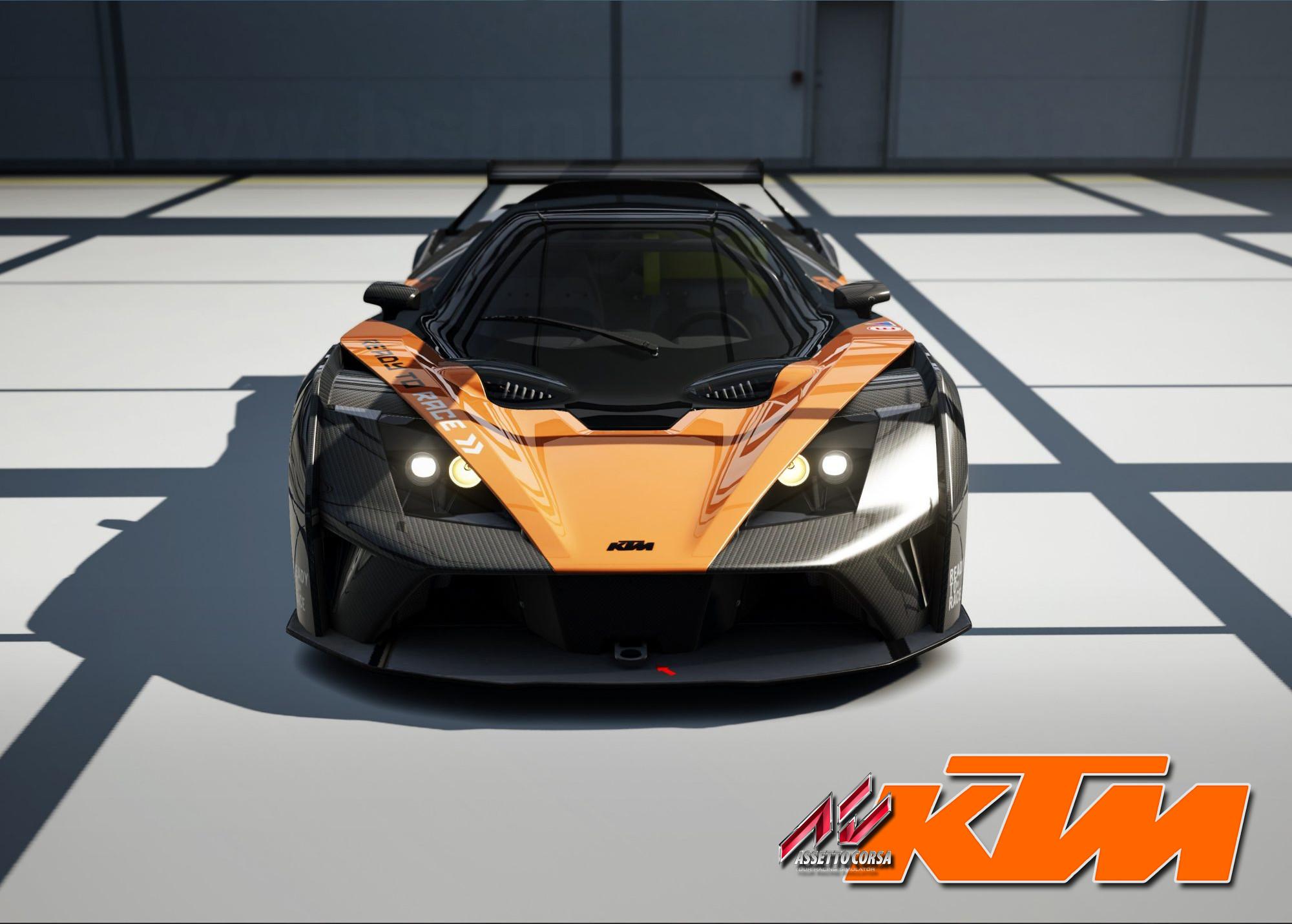 Assetto Corsa KTM Xbow GT4 3