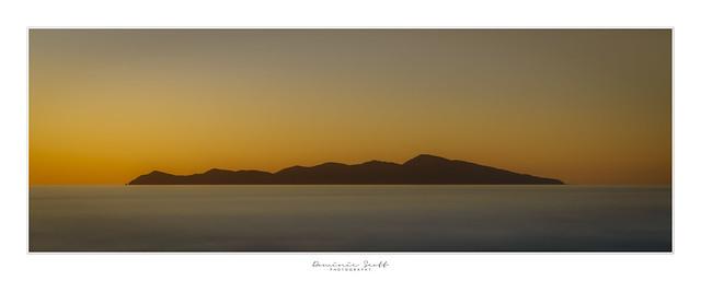 Kapiti Sunset - New Zealand
