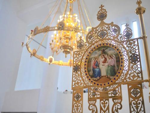 La Divine Liturgie du 26 juillet 2020