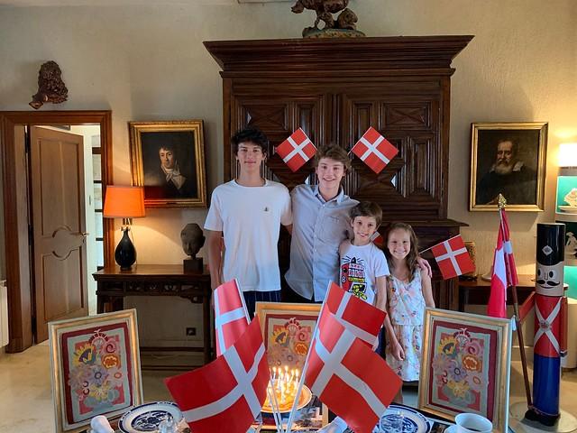 18e verjaardag Prins Felix van Denemarken