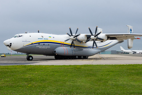 Antonov An-22A UR-09307 | by Wout Goossens Photography