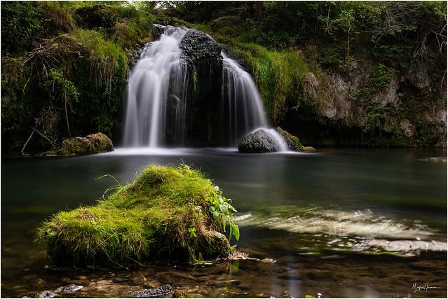 Lauchert-Wasserfall