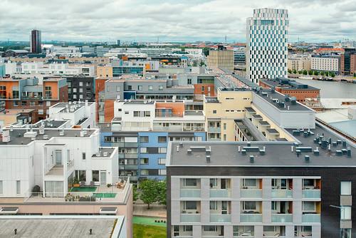 building city view jätkäsaari busholmen helsinki helsingfors finland suomi pekkanikrus skrubu pni