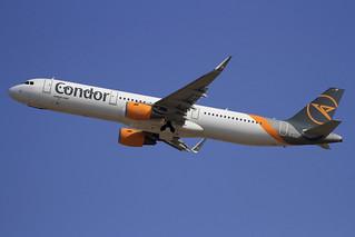 D-AIAD. A-321. Condor. PMI.