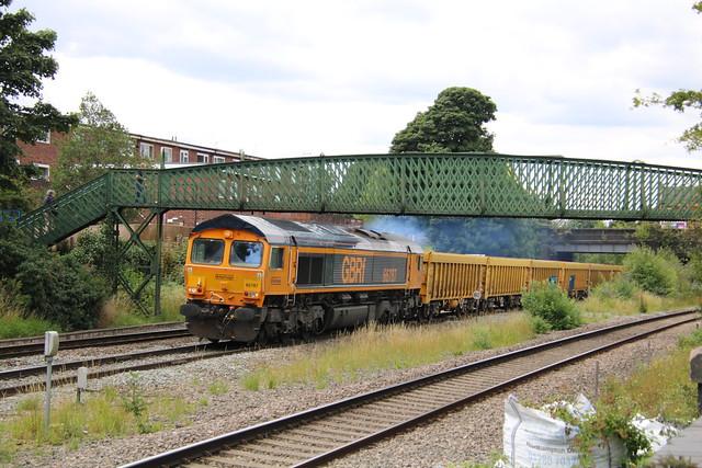 66787 Water Orton 20200721 Eastleigh to Mountsorrel 6M36