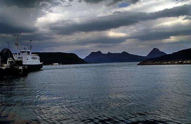 Norwegen 1998 (642) Nesna