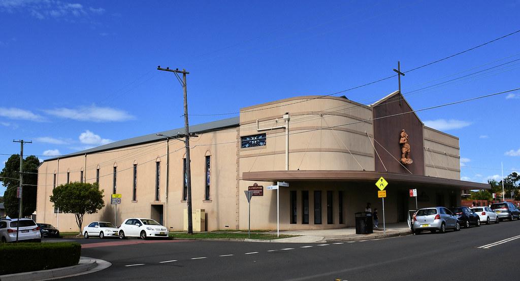 St Christopher's Catholic Church, Panania, Sydney, NSW.