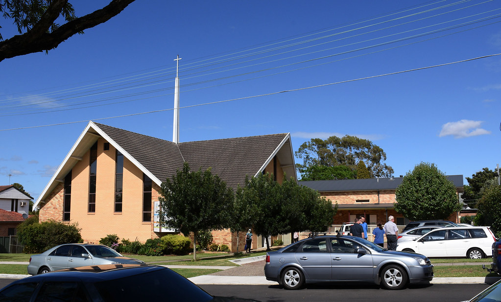 Anglican Church, Panania, Sydney, NSW.