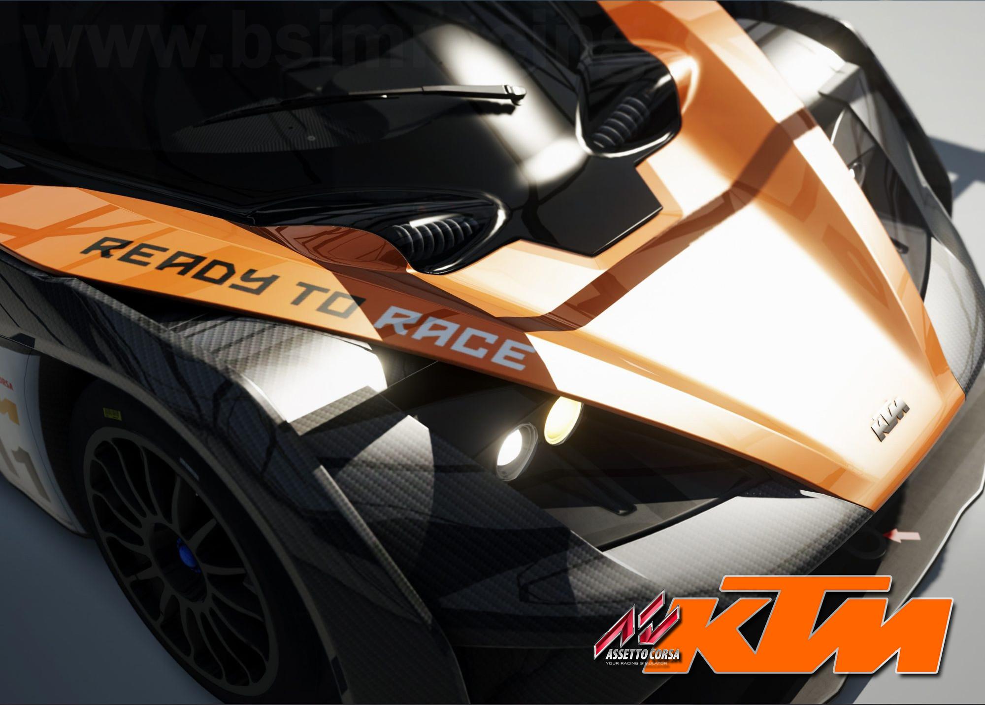 Assetto Corsa KTM Xbow GT4 2