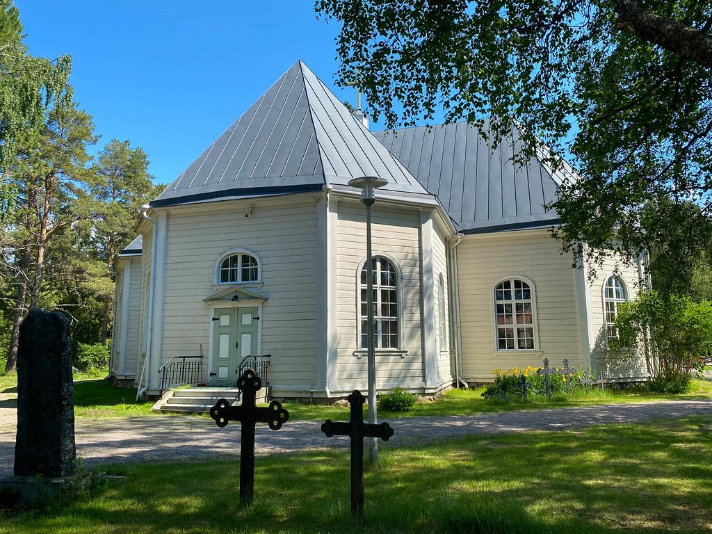 Paavolan kirkko
