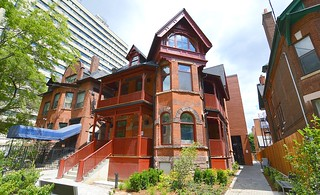 Thomas Wilson House .... 407 Huron Street .... Toronto, Ontario, Canada | by Greg's Southern Ontario (catching Up Slowly)