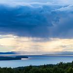 Lake skies 4/14, Plintsberg, July 8, 2020