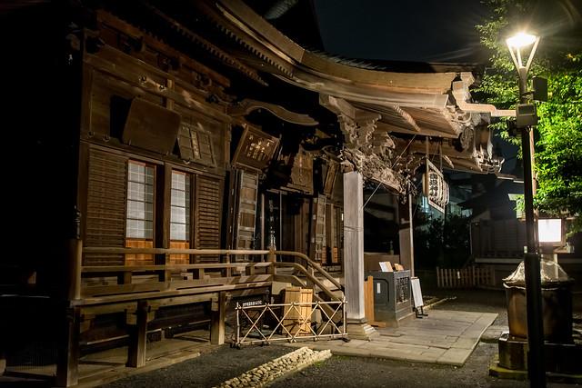 Wooden Shrine