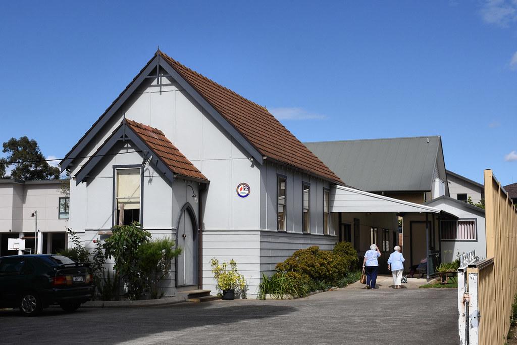 Congregational Church, Panania, Sydney, NSW.