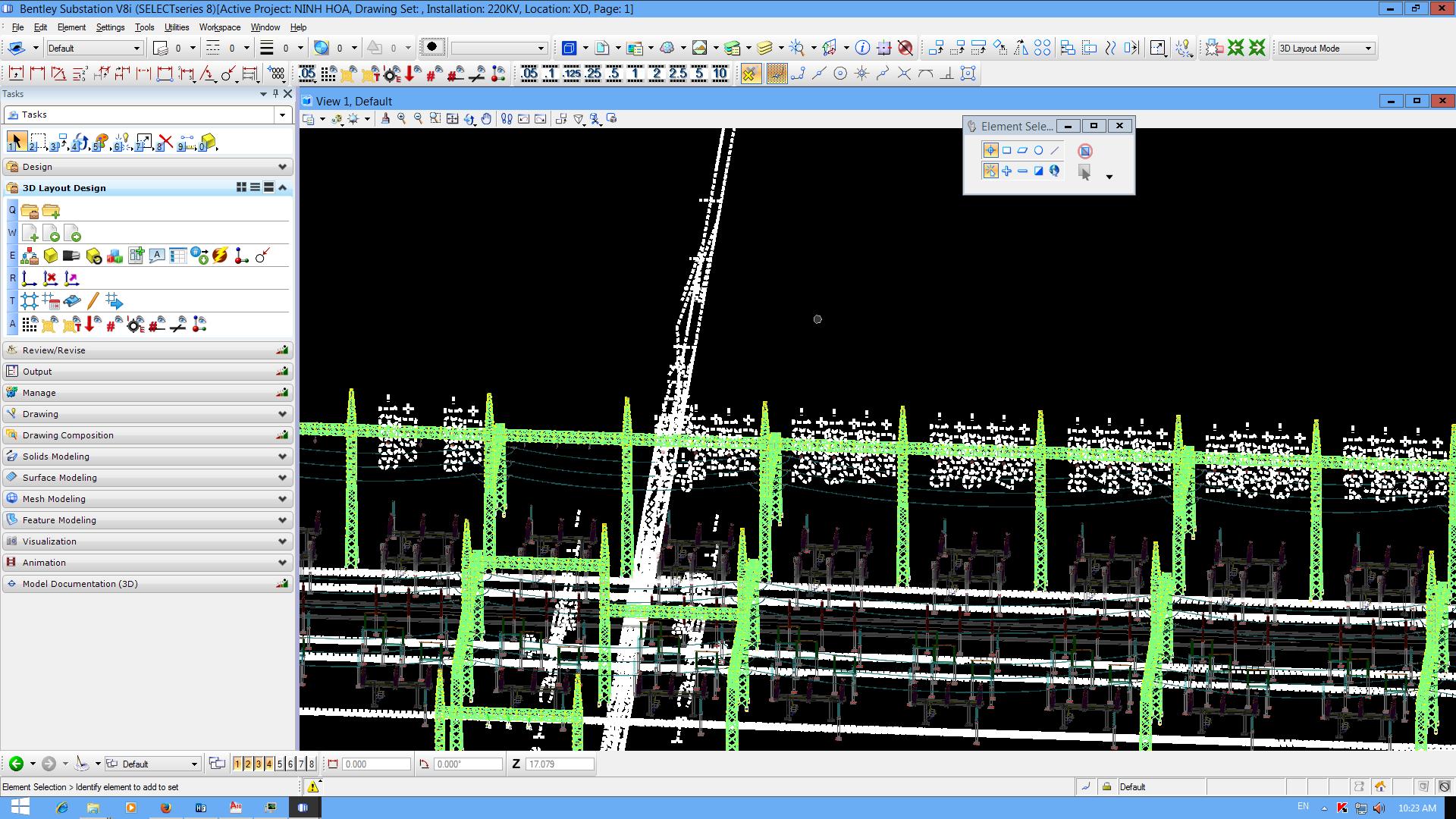 Working with Bentley Substation V8i SS8 v08.11.13.140 full license