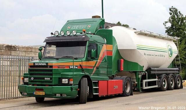 Scania 143M V8 1995
