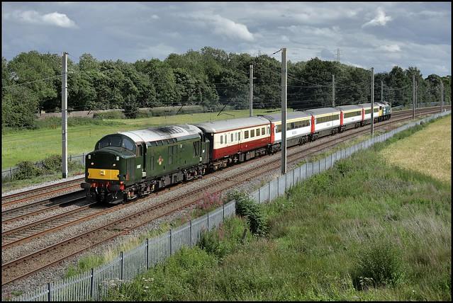Winwick, LSL 37521 & 47593 (13.45 Crewe H.S - Appleby East Sdgs) 26/07/20.