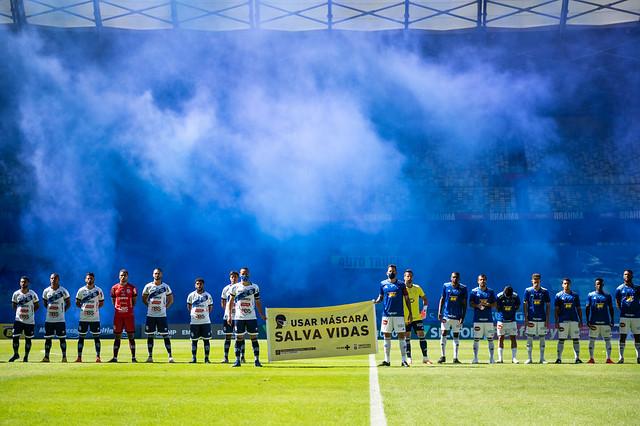 Cruzeiro x URT - 26/07/2020