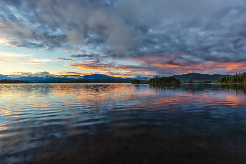 sunrise dawn daybreak morning landscape clouds reflections mountains sky summitcounty colorado lakedillon dillonreservoir