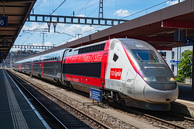 SNCF CFF TGV Lyria 4717