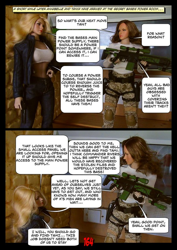 BAMComix - New Agent, New Problems - Chapter Nine - The Finale 50155387488_65fb1c292f_c