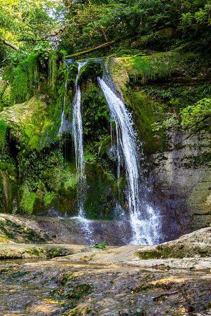Cascade de l'Audeux (25)