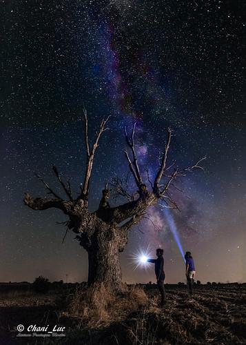 Buscando estrellas... (Explore).