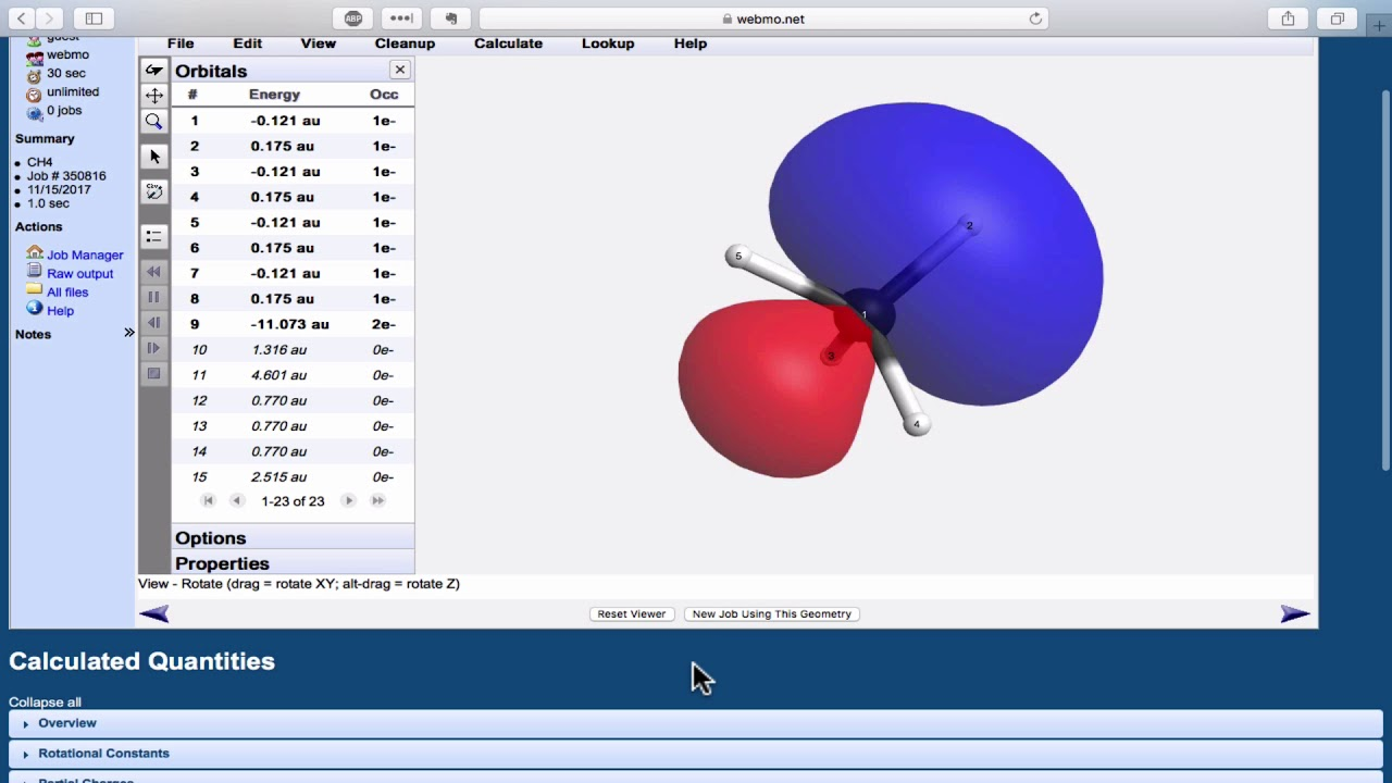 Working with Natural Bond Orbital (NBO) 6.0 full license