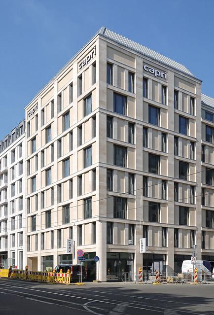 Leipzig - Hotel Capri