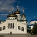 Scene from Raifa Monastery, Kazan, Russia.
