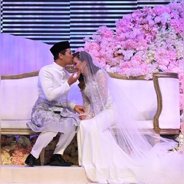 Miera Leyana Sah Jadi Isteri Rosland dengan Sekali Lafaz