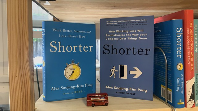 US and UK editions of SHORTER