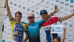 Prvenství v Holešovmanovi vybojovali zkušení triatlonisté Žák a Světinská Švecová