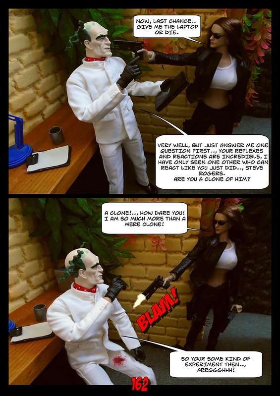 BAMComix - New Agent, New Problems - Chapter Nine - The Finale 50155945431_b679d4234c_c