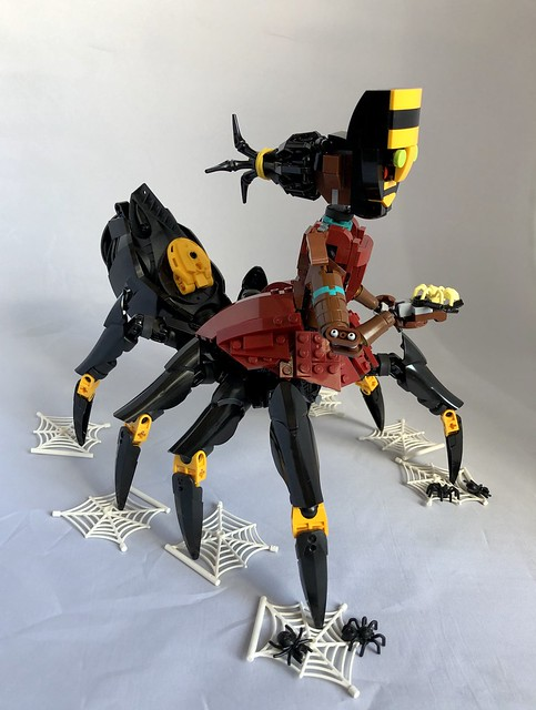Trickster Queen of Spiders