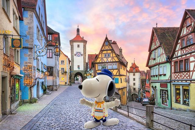 Wa aus Deutschland! - Bijou Planks 208/365