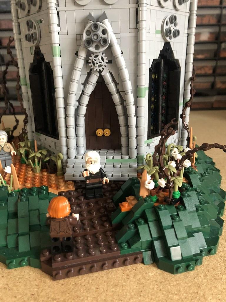 The Chapel Of Lindisfarne