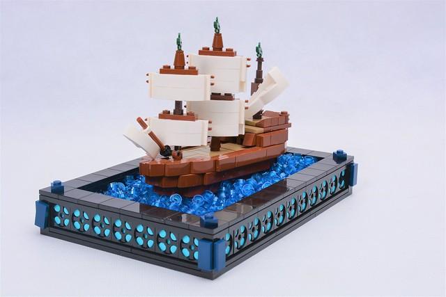 Microscale Galleon