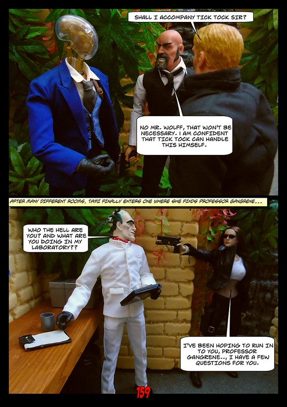 BAMComix - New Agent, New Problems - Chapter Nine - The Finale 50156179362_78c78be851_c