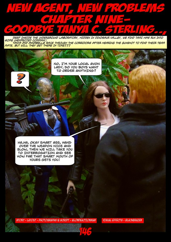BAMComix - New Agent, New Problems - Chapter Nine - The Finale 50156187532_1600212795_c