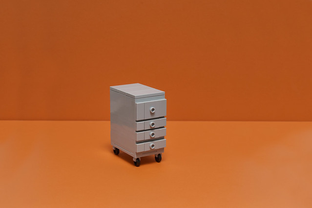 Lego office furnitures - atana studio