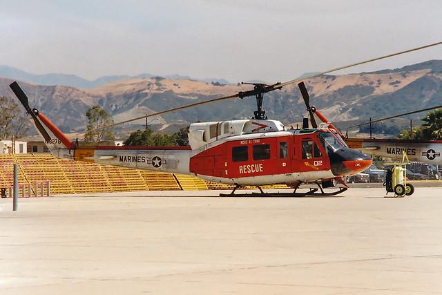 Bell HH-1N Huey 158276 '02' MCAS El Toro Rescue Flight