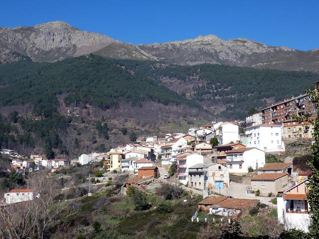 Vista de Mijares, Avila