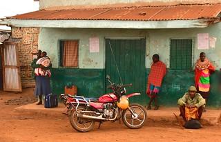 Kenya- near Maralal