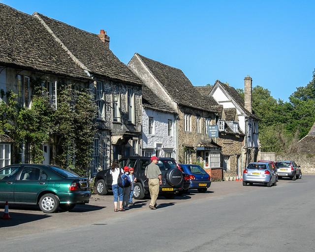 Lacock, Wiltshire, England