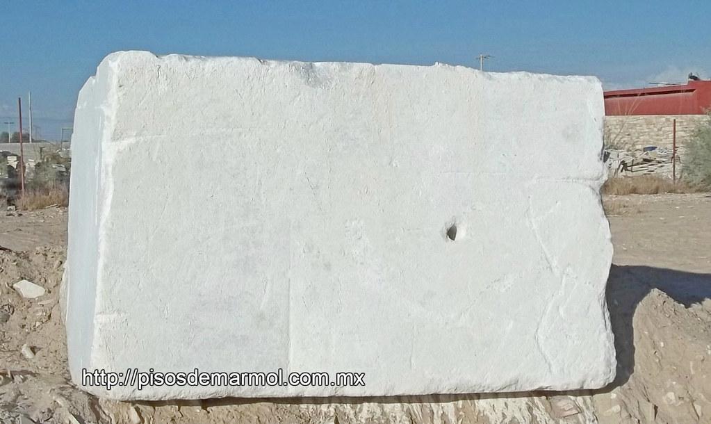 Bloques de Marmol Blanco para Esculpir