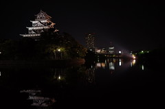 Hiroshima Castle, April 2016