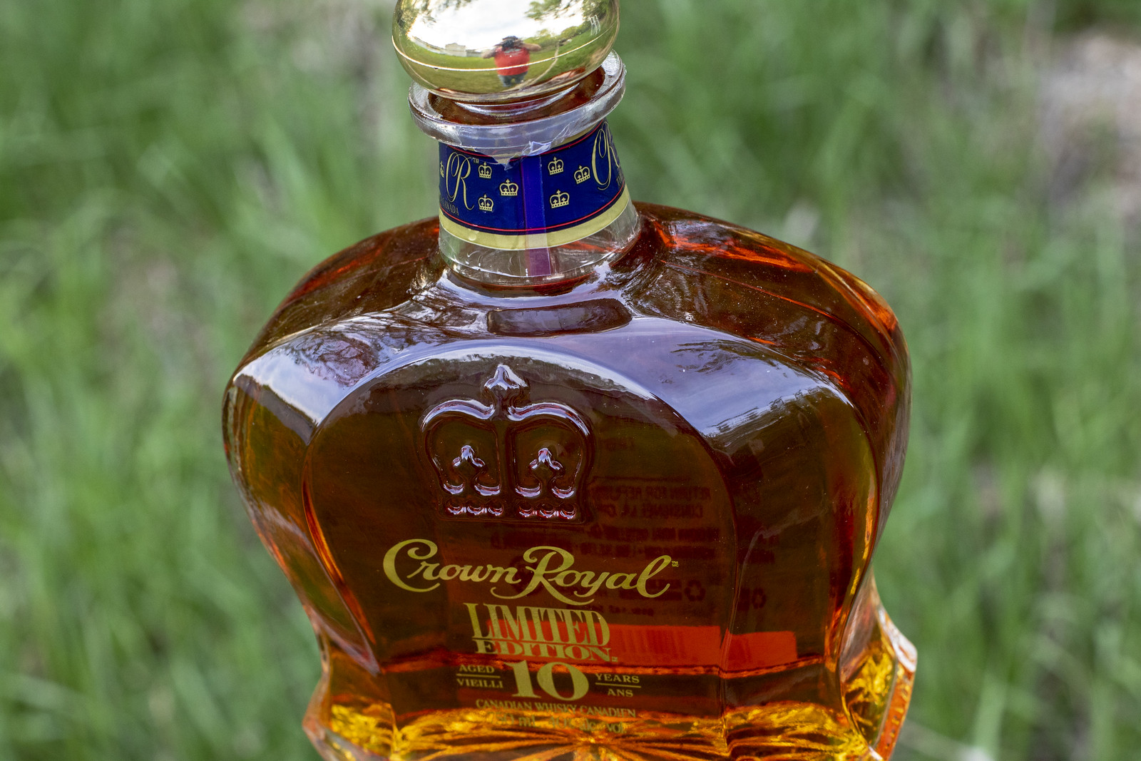 Crown Royal Limited Edition (Aged 10 Years)