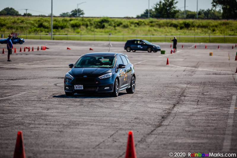 July 26, 2020 Autocross