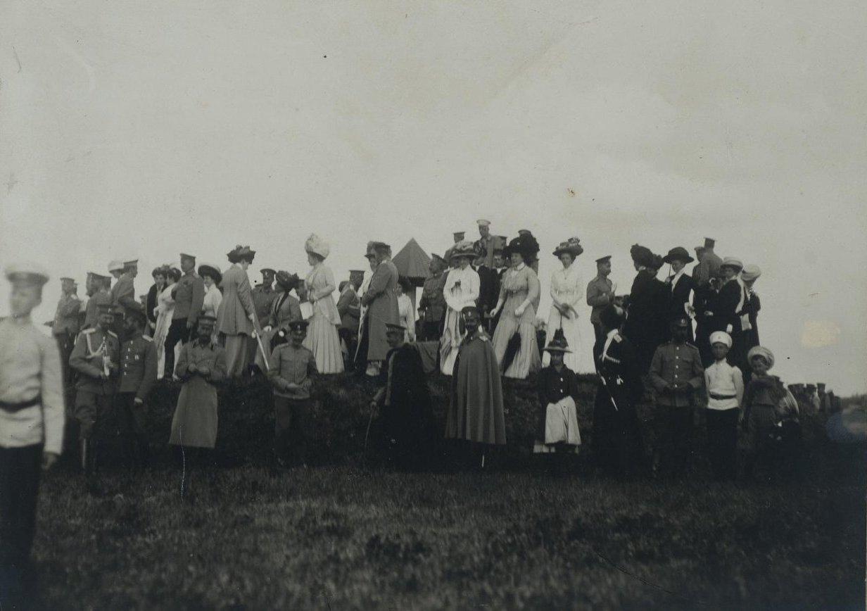 1900-е. Полковой праздник